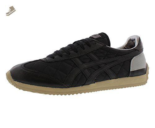 Onitsuka Tiger California 78 Classic Running Shoe Black 8.5 M US