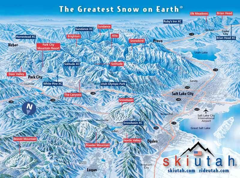 Ski Utah Ski City Pinterest Ski utah Utah and Utah ski resorts