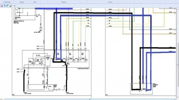 98 civic wiring diagram | diagram design, motorcycle wiring, diagram  pinterest