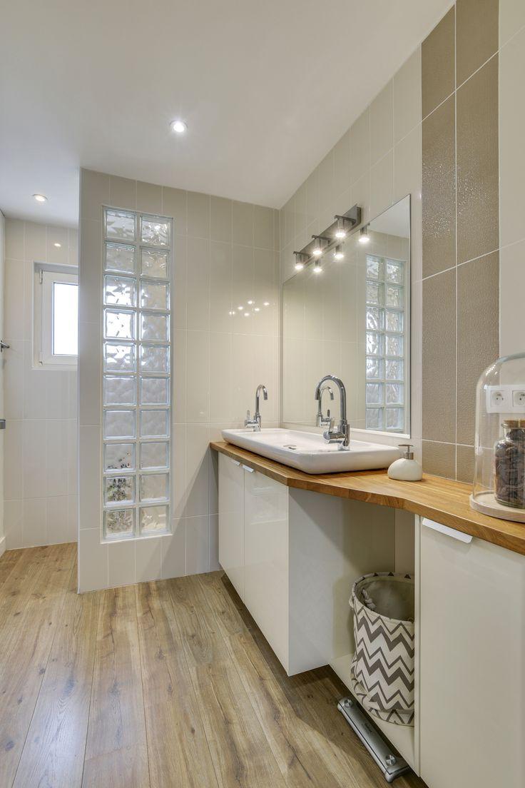 Salle de bain moderne #FranckOliver