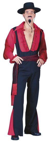Adult Super Deluxe Gaucho Costume - Spanish or Mexican Costumes  sc 1 st  Pinterest & Adult Super Deluxe Gaucho Costume - Spanish or Mexican Costumes ...