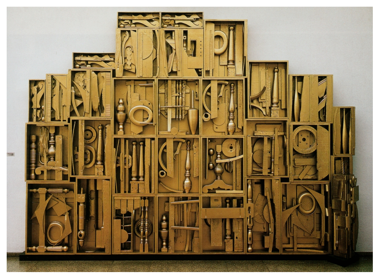 Favori Louise Nevelson | Art | Pinterest | Louise nevelson, Cardboard  NE27