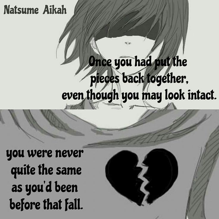 Sad Boy Alone Quotes: Image Result For Depressing Anime Quotes