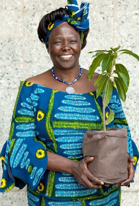 """Résultat de recherche d'images pour """"Wangari Maathai"""""""