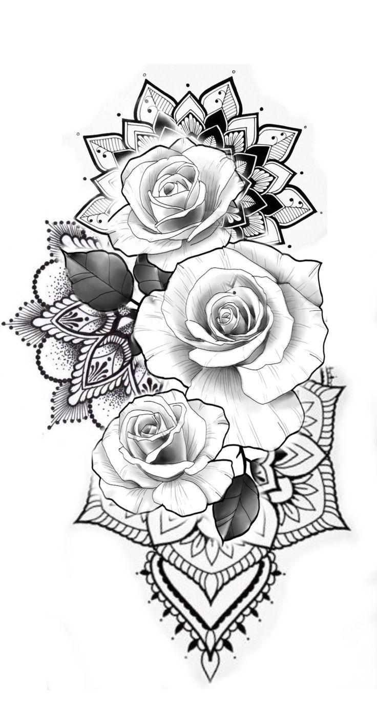 But with sunflowers #tattoos – Flower Tattoo Designs #diybesttattoo – diy best tattoo ideas