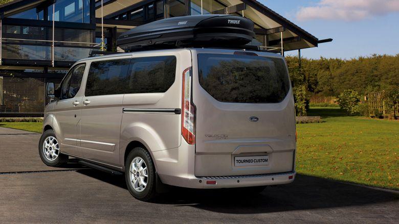 Tourneo Custom L1 Passo Corto Ford Veicoli