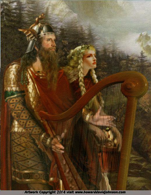 Resultado de imagen de bragi mitologia