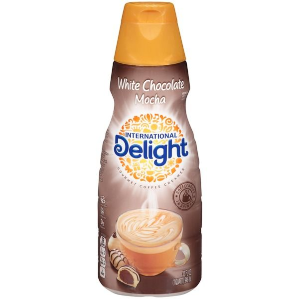 International Delight White Chocolate Mocha International