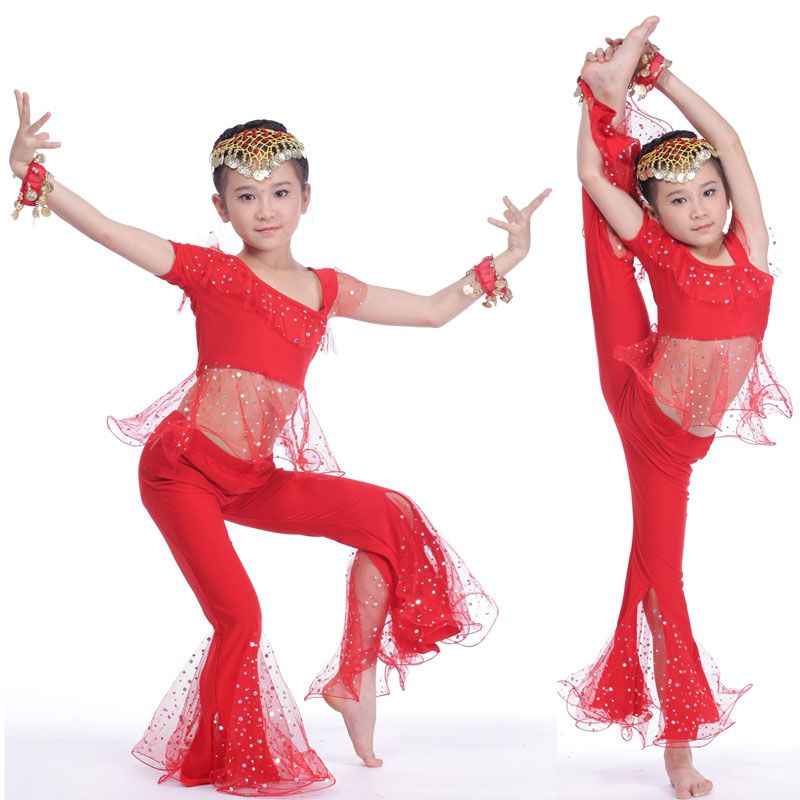 belly-dancing-costumes-for-kids-Child-indian-dance-belly-dance ...