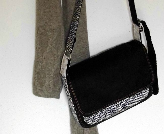 a6e448b9ee Sac 3C TuTo et Patron à imprimer - couture & co   nada   DIY bags ...