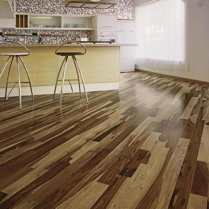 Brazilian Pecan Guajuvira Hardwood Nebraska Furniture