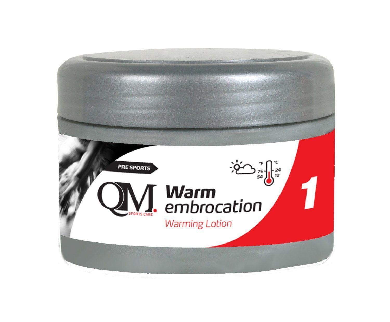 Qm 1 Warm Embrocation Warming Lotion