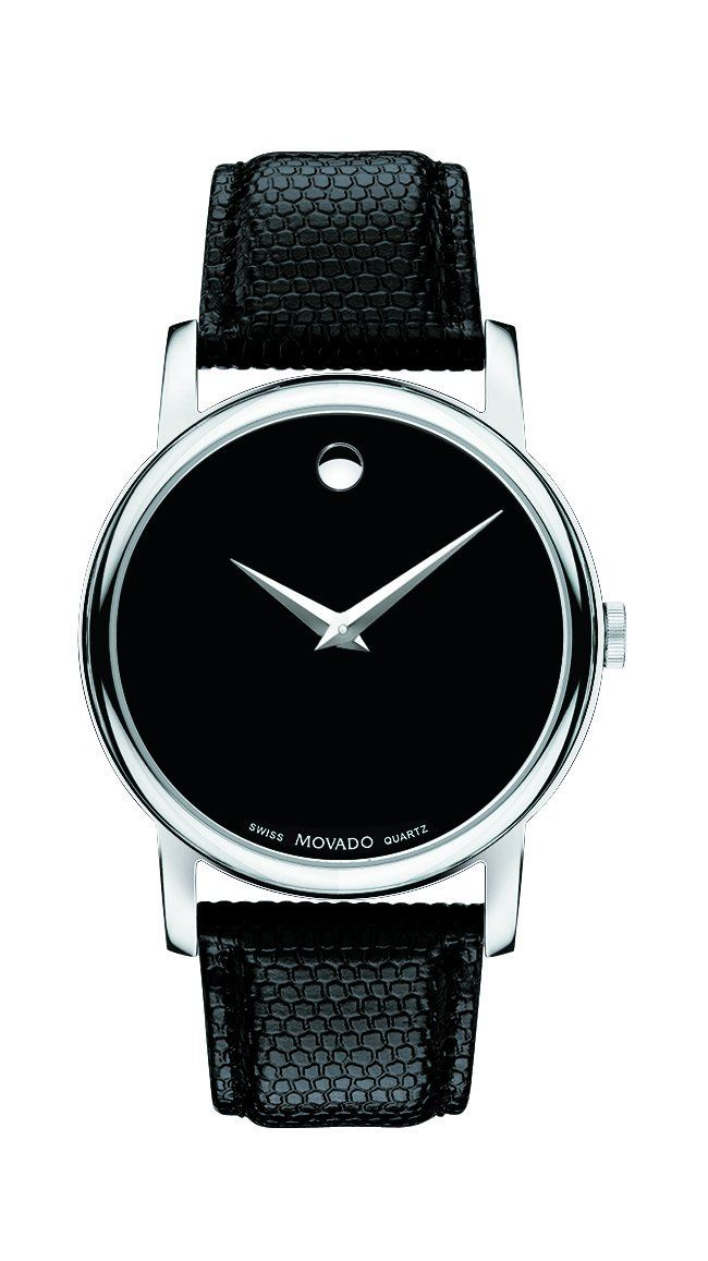 movado men s museum classic round dial black strap watch 2100002 movado men s museum classic round dial black strap watch 2100002 movado amazon ca