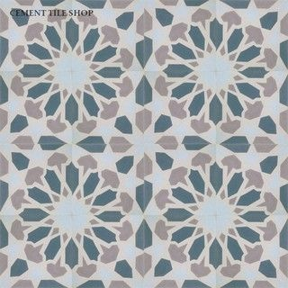 Moroccan Collection Mediterranean Floor Tiles Tampa By Cement Tile