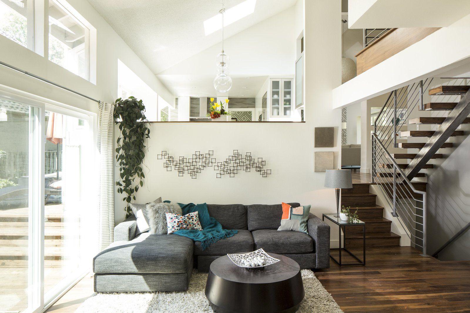 Location: Englewood, Colorado - Interior renovation to a 1977 split ...