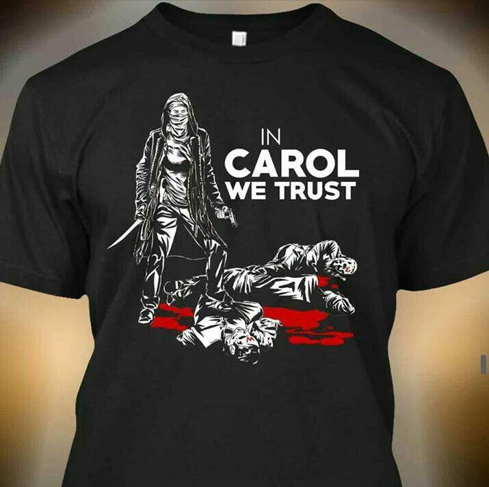 In carol we trust twd