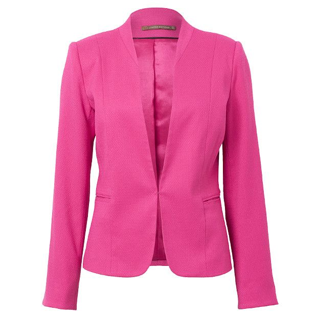 jacket without collar women - Google Search