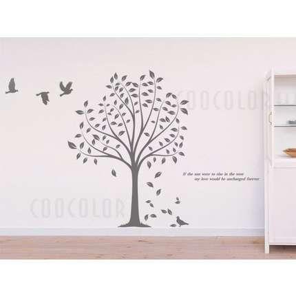 Wall Art Tree baby room wall art | home: wall art | pinterest | tree wall art