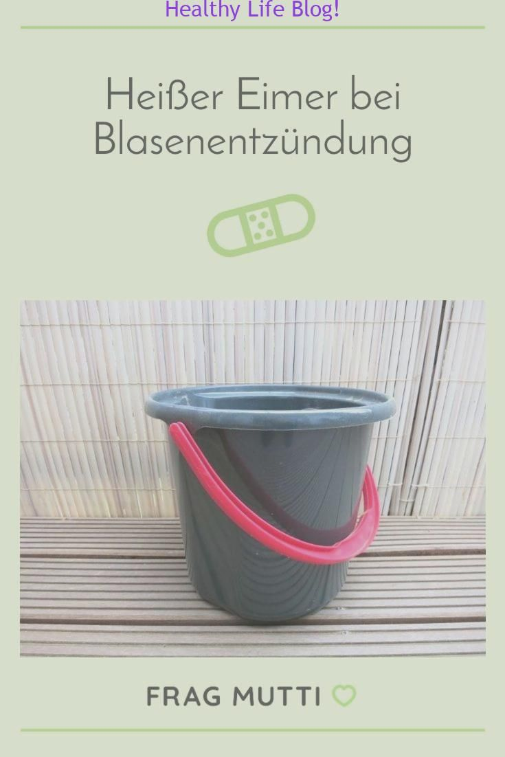 Blasenentzündung - heißer Eimer #Fitness-Tipps #FitnessTips