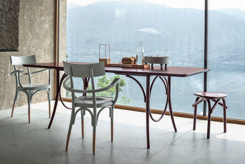 Ring Dining Table – Gebrüder Thonet Vienna   furniture : TABLE ...