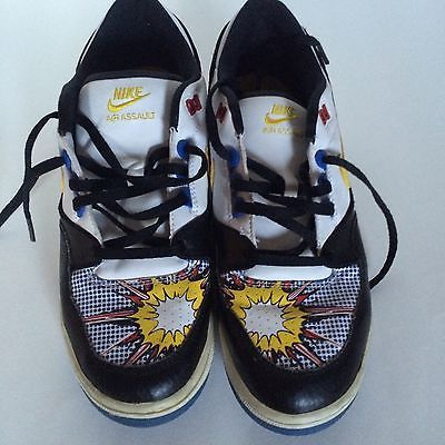 Nike Air Explosion Assault Vandal Comic Pack Hombre Explosion Air Sneakers Talla US c3dcd3