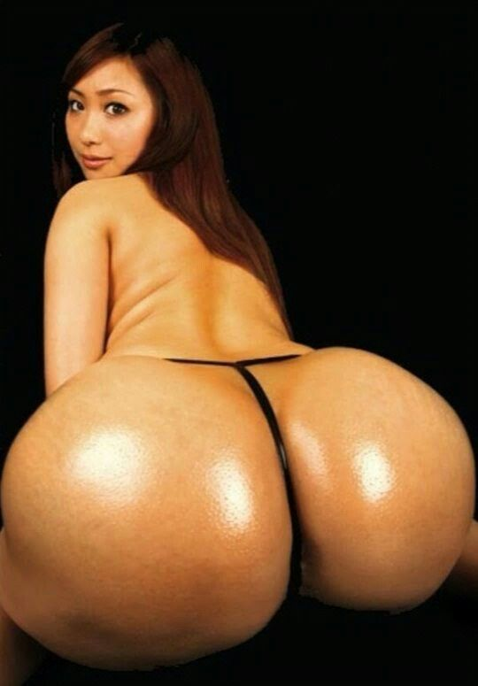 Chinese and pussy booty big