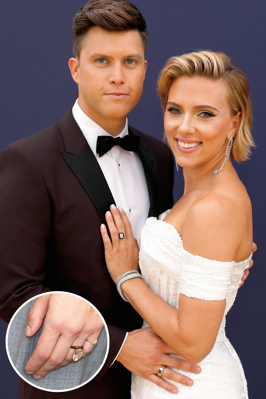 Mens Wedding Ring Celebrity In 2020 Celebrity Engagement Rings Engagement Celebration Celebrity Wedding Rings