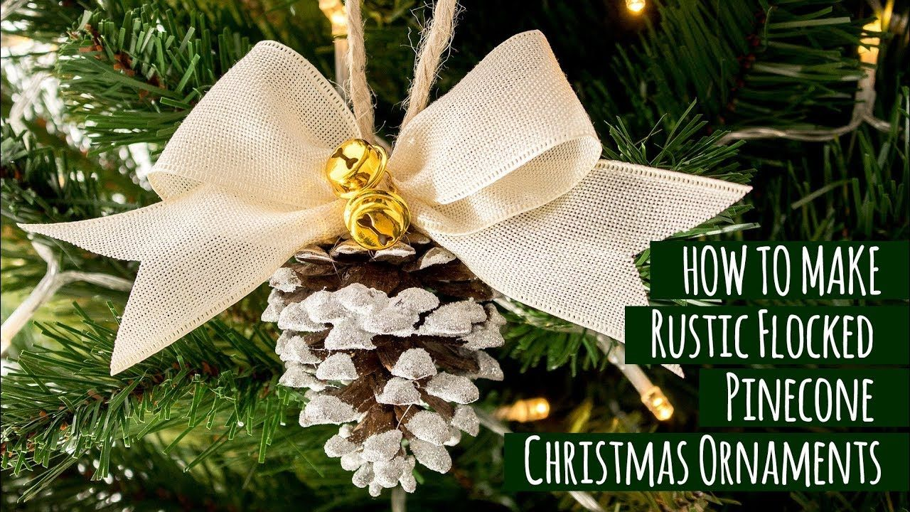 Video Text By Camila Rojas Learn In Just A Few Easy Steps How To Make These Cute Rus Diy Christmas Ornaments Christmas Ornaments Diy Christmas Tree Ornaments