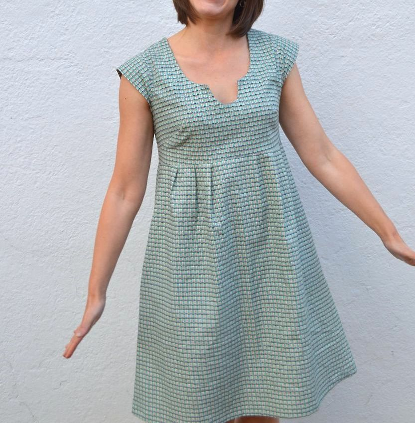 I finally made The Washi Dress | Dresses I love | Pinterest ...