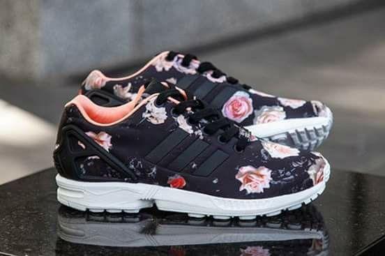 Porque Equivalente Calumnia  Adidda | Womens running shoes, Adidas zx flux, Adidas shoes
