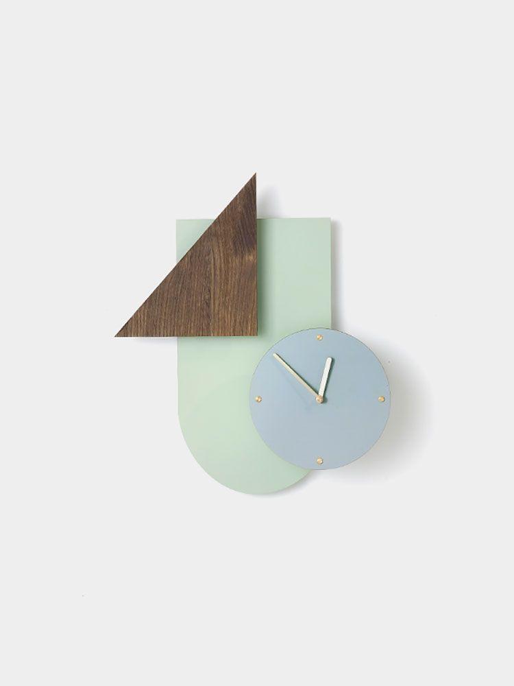 25 Orologi da Parete di Design in Stile Moderno e Minimal em