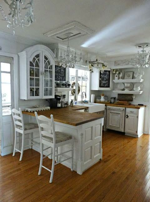 Romantic Country Kitchen Decor country cottage home designs romantic country cottage decor | home