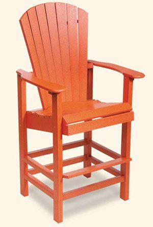 adirondack bar stool plans adirondack bar stools pierre valley