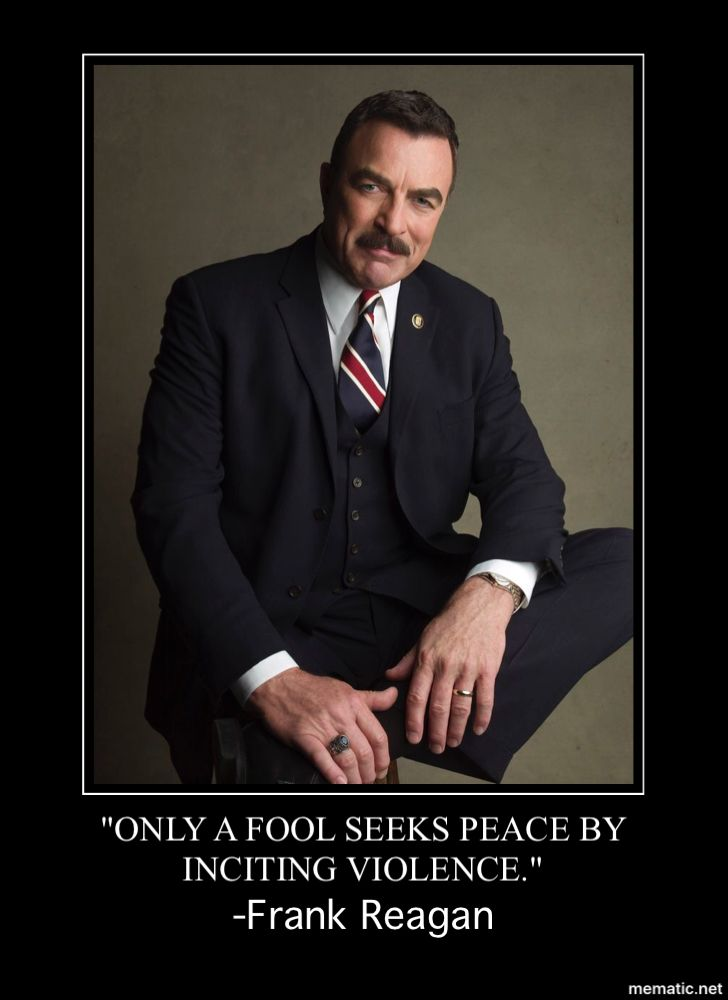 655be425a7728a44ffa8493c10e5ea76 15 powerful frank reagan quotes from season 5 blood, tom selleck