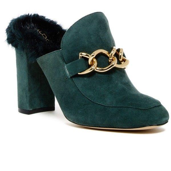 Aldo Umarella Faux Fur Lined Loafer Mule GzGcE2Aq
