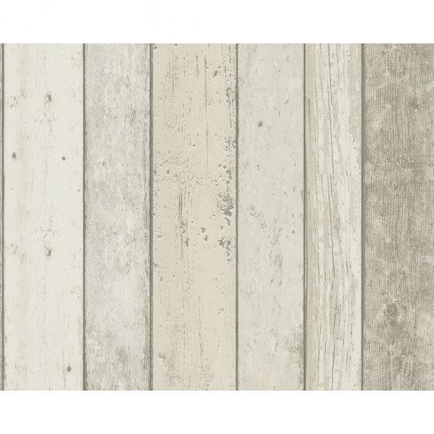 As Creation Painted Wood Beam Faux Effect Textured Wallpaper 895110 Wood Effect Wallpaper Wood Wallpaper Bedroom Distressed Wood Wallpaper