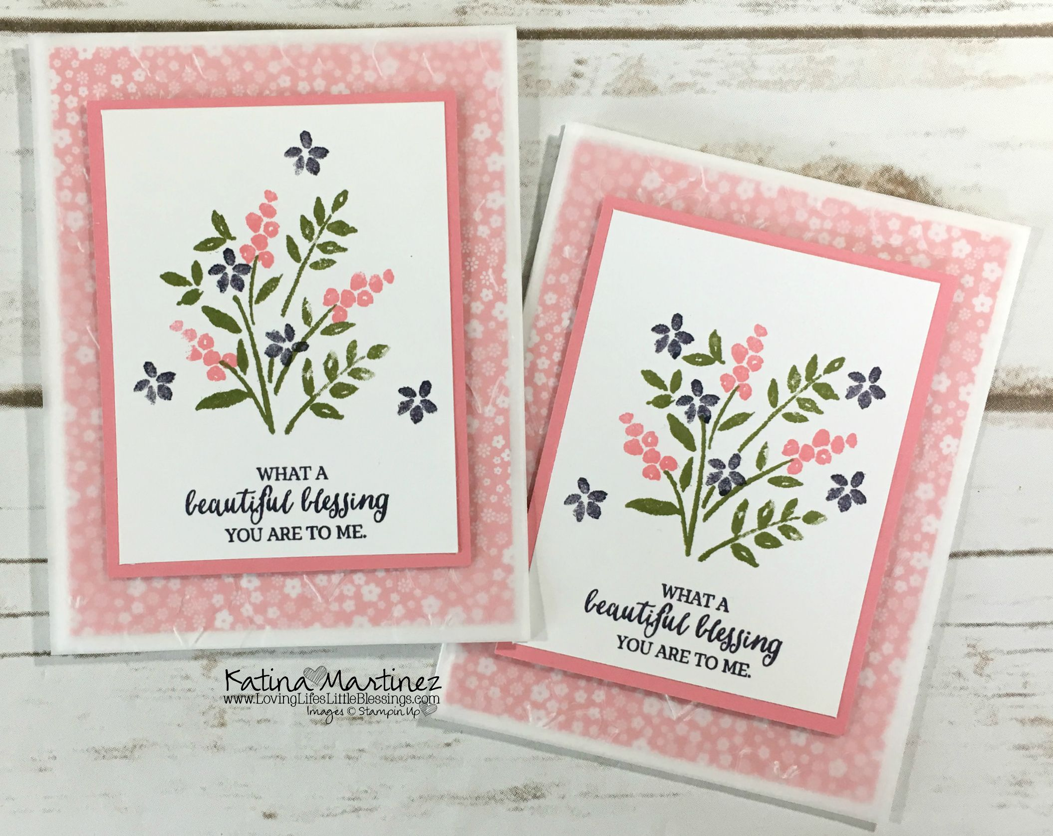 Simple Mother S Day Card Easter Blessings Simple Cards