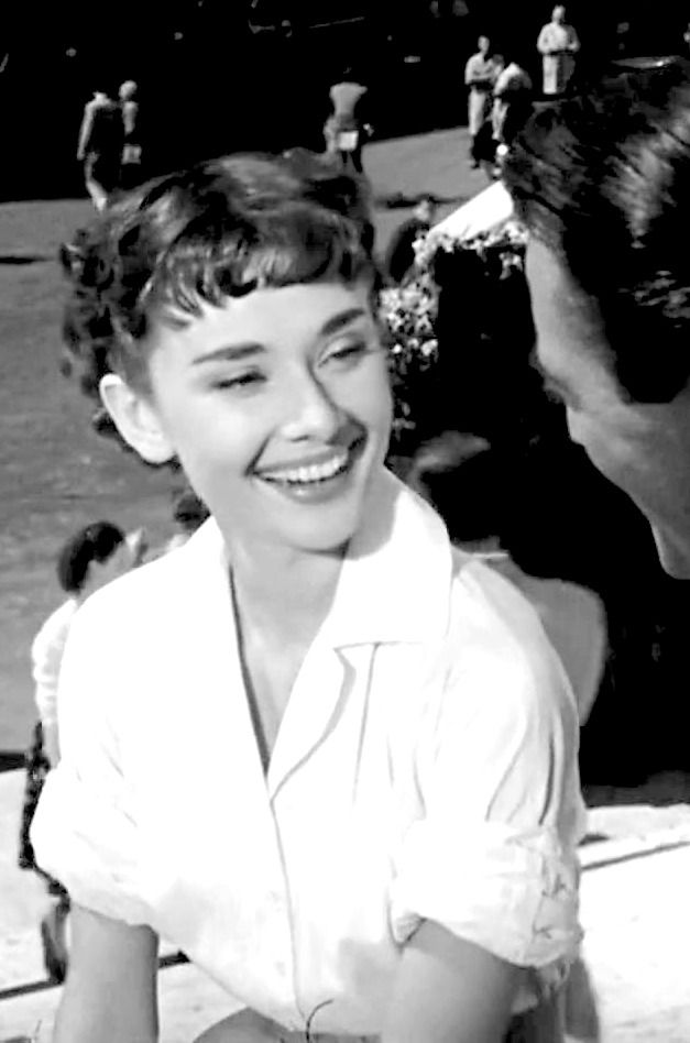 My Legends... (Audrey Hepburn ~ Roman Holiday, 1953)