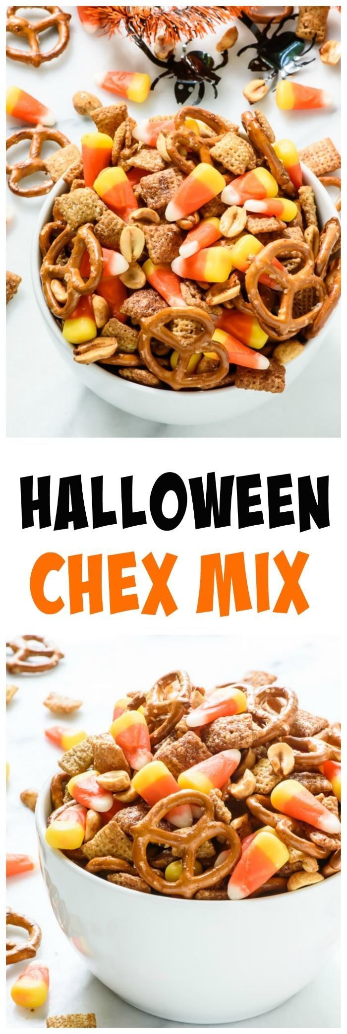 Check out Halloween Chex Mix. It's so easy to make! | Halloween ...