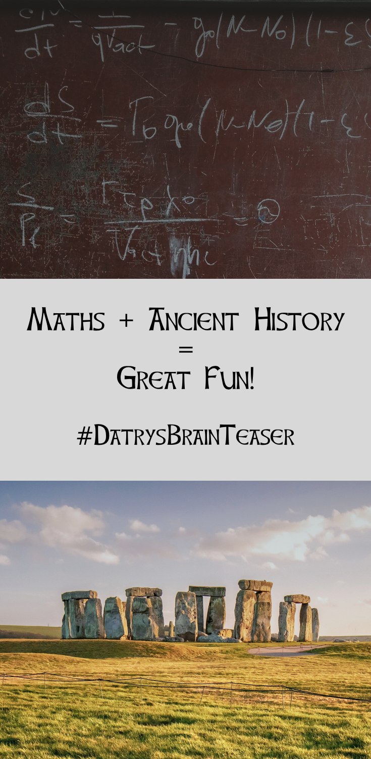 Maths + Ancient History = Great Fun! Download our free