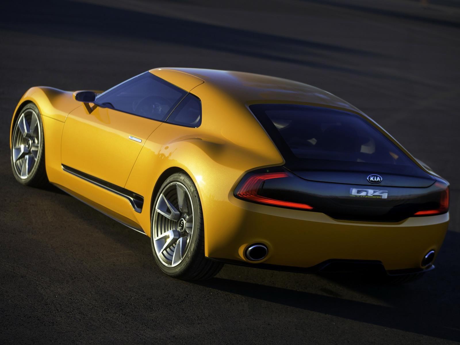 Kia Gt4 Stinger Concept The Kia Genesis Coupe Coming Now Kia