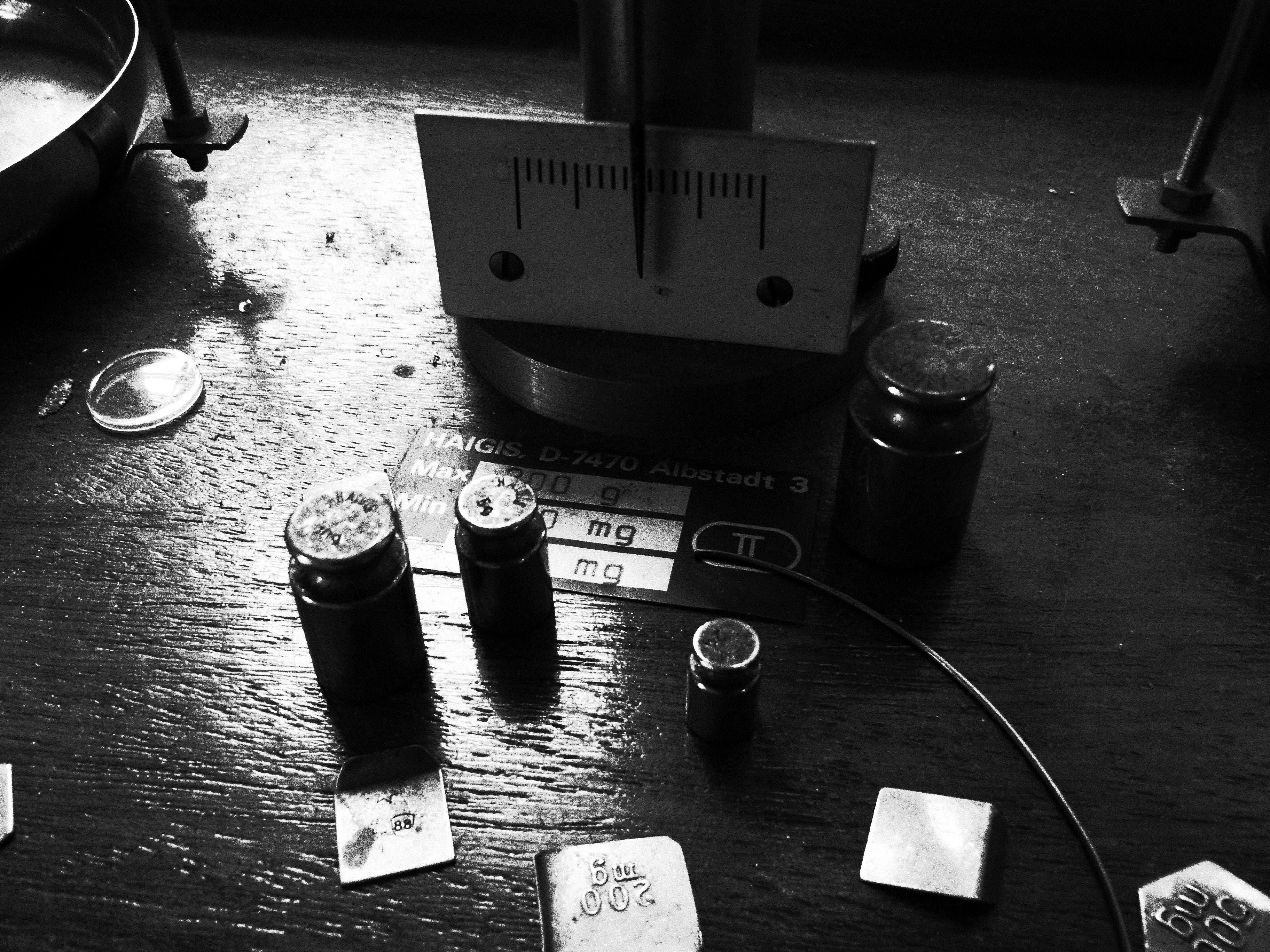 Wiegen wie Anno dazumal | Werkstattimpressionen | Pinterest