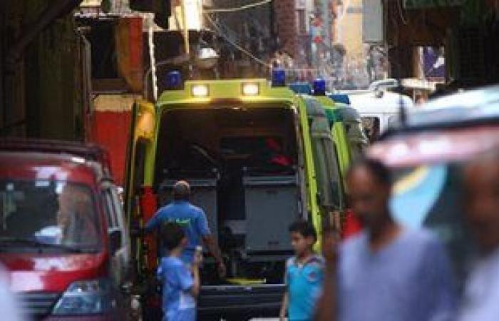 اخبار مصر مصرع طفل عقب سقوطه من الطابق السادس بالمنوفية Accident Egypt Breaking News