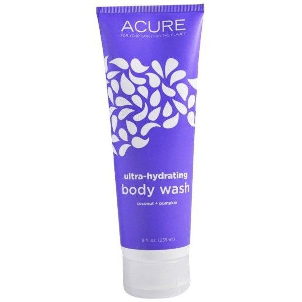 Acure Organics Ultra-Hydrating Body Wash (1x8 FZ) Via