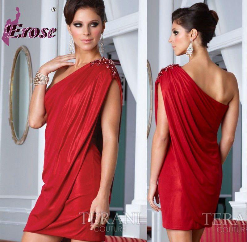 Ad-161 vermelho drapeado moldes de vestidos de festa gratis-imagem-Outros Vestidos-ID do produto:1112895281-portuguese.alibaba.com