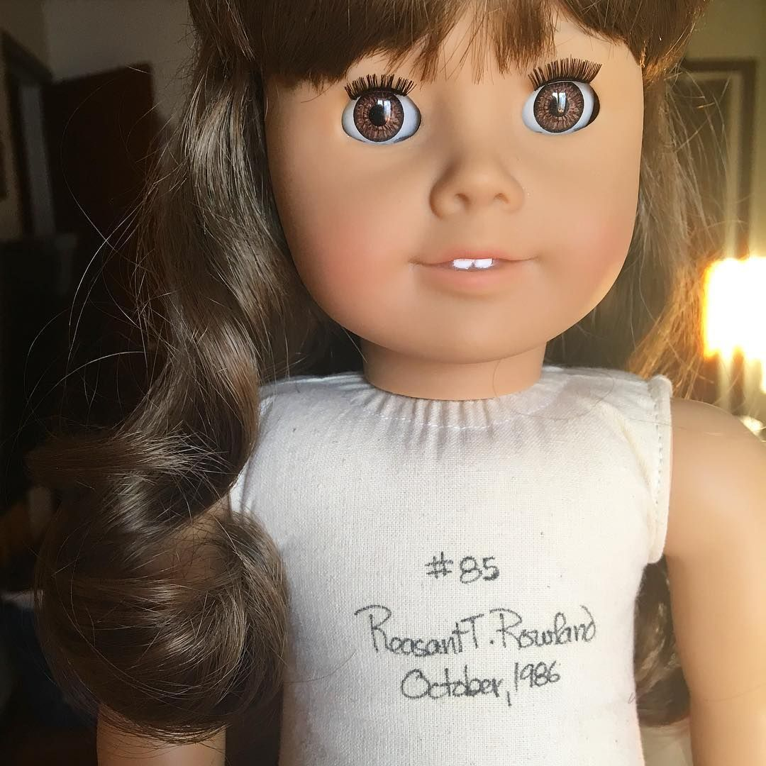 This doll is the reason I have