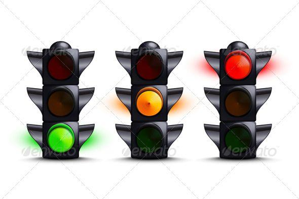 Traffic Lights Traffic Light Lights Stop Light