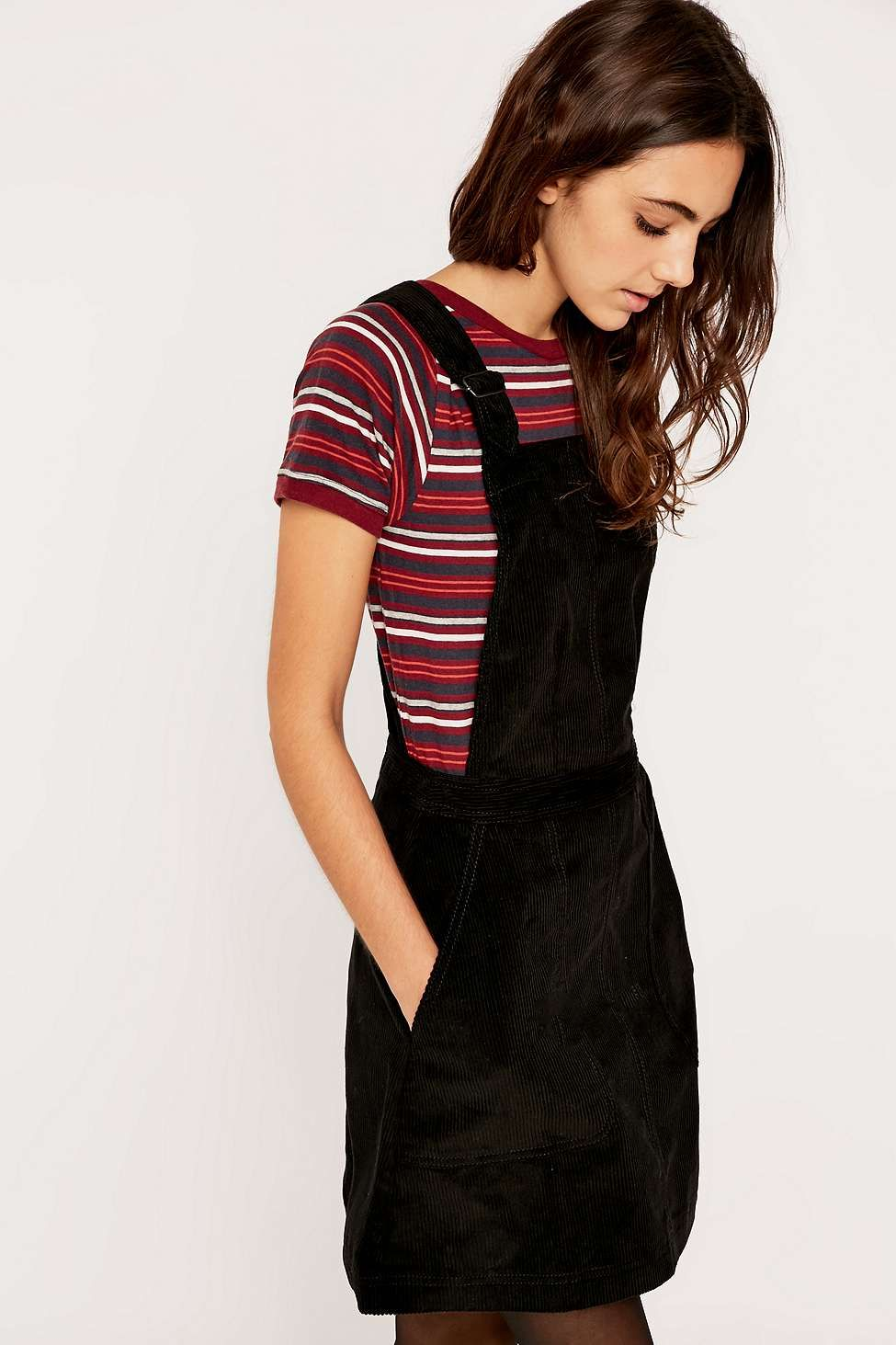Bdg Corduroy Pinafore Dress Corduroy Pinafore Dress