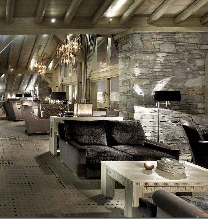 Le K2 Hotel | Courchevel | Your Dream Vacation Awaits | Pinterest ...
