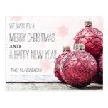 RUSTIC MERRY CHRISTMAS | HOLIDAY PHOTO POSTCARD  RUSTIC MERRY CHRISTMAS | HOLIDAY PHOTO POSTCARD  $0.95  by Elegant_Invitation   More Designs http://bit.ly/2g4mwV2 #zazzle